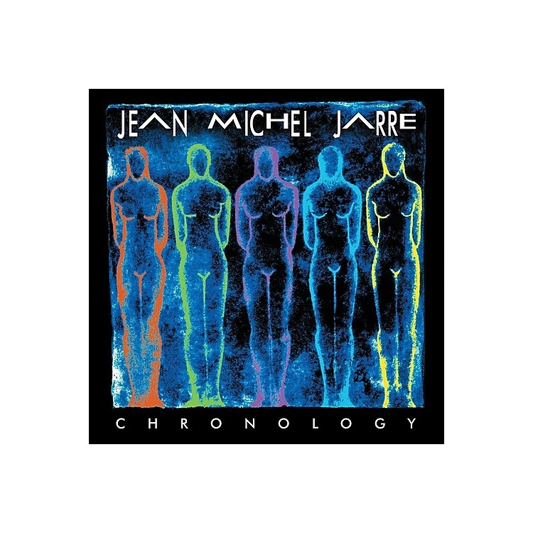 AllianceJean Michel Jarre - Chronology (25th Anniversary)