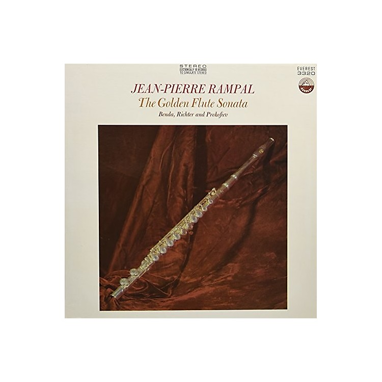 Alliance Jean Rampal Pierre - Golden Flute Sonata