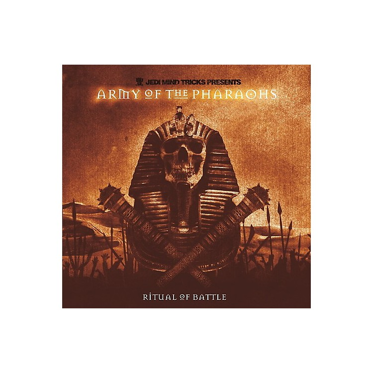 Alliance Jedi Mind Tricks - Army Of The Pharaohs: Ritual Of Battle