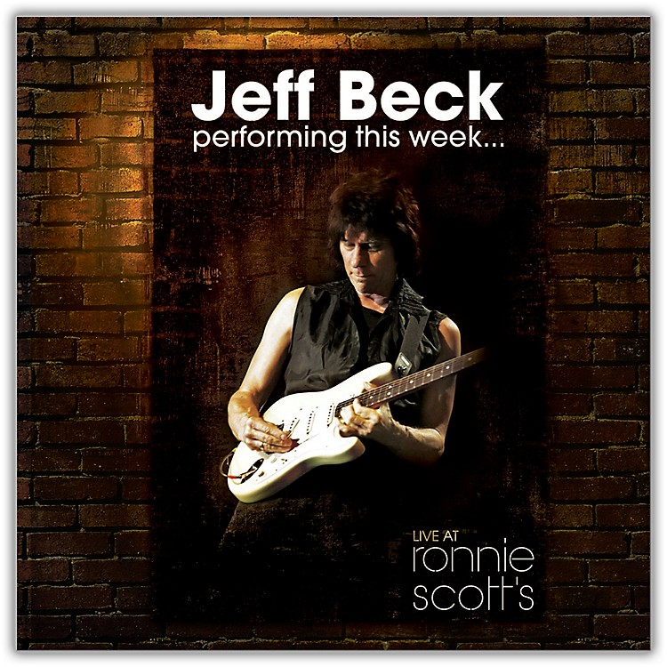 Universal Music Group Jeff Beck - Performing This Week Live At Ronnie Scott's Deluxe Limited Edition (3 LP)