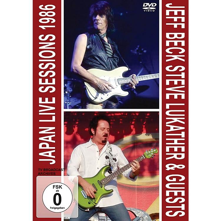MVDJeff Beck & Steve Lukather - Japan Live Session 1986 Live/DVD Series DVD Performed by Steve Lukather