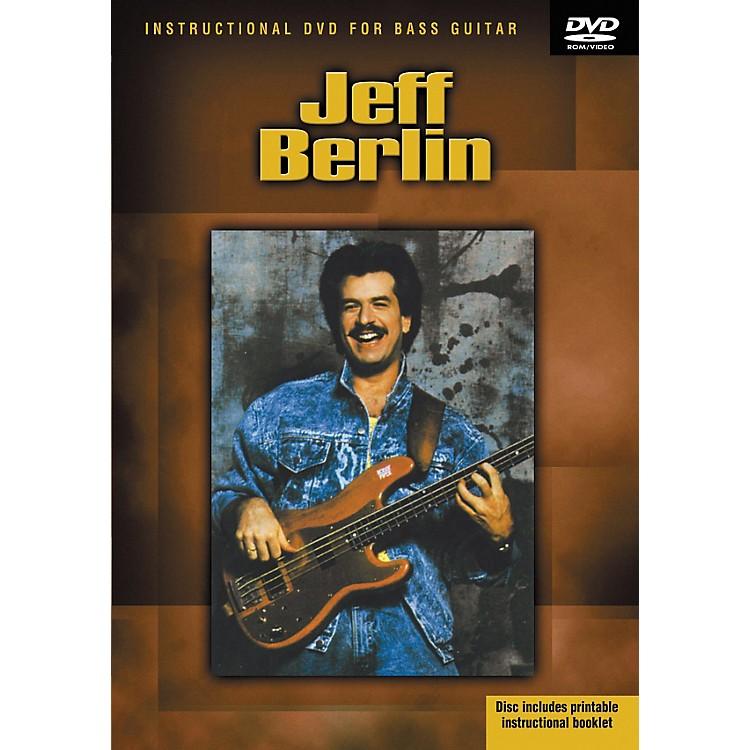 Hal LeonardJeff Berlin - Instructional DVD for Bass Guitar