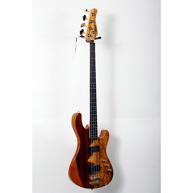 Cort Jeff Berlin Series Rithimic Bass Guitar Natural, Rosewood 888365772301