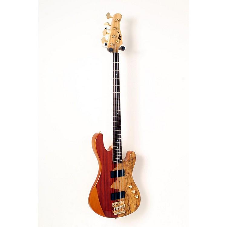 CortJeff Berlin Series Rithimic Bass GuitarNatural, Rosewood888365841380