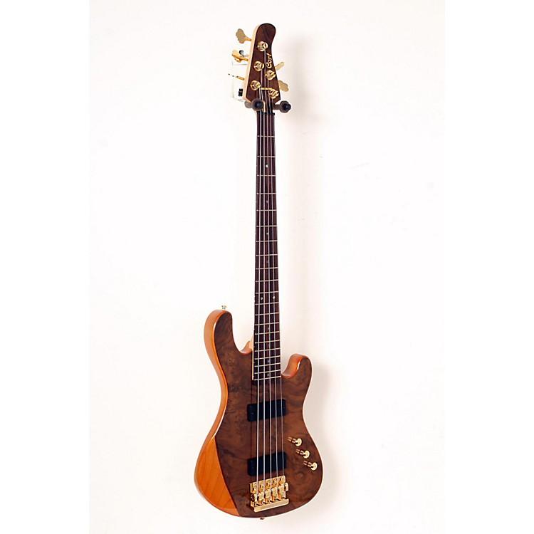CortJeff Berlin Series Rithimic Bass GuitarNatural, Rosewood888365851594