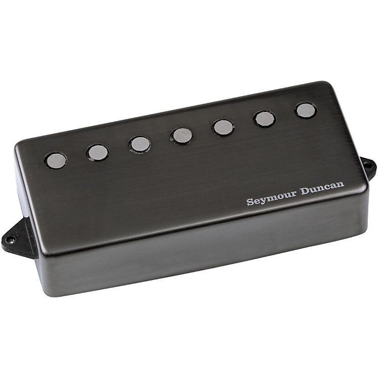 Seymour Duncan Jeff Loomis PMT 7-String Neck Humbucker Guitar Pickup Black Neck