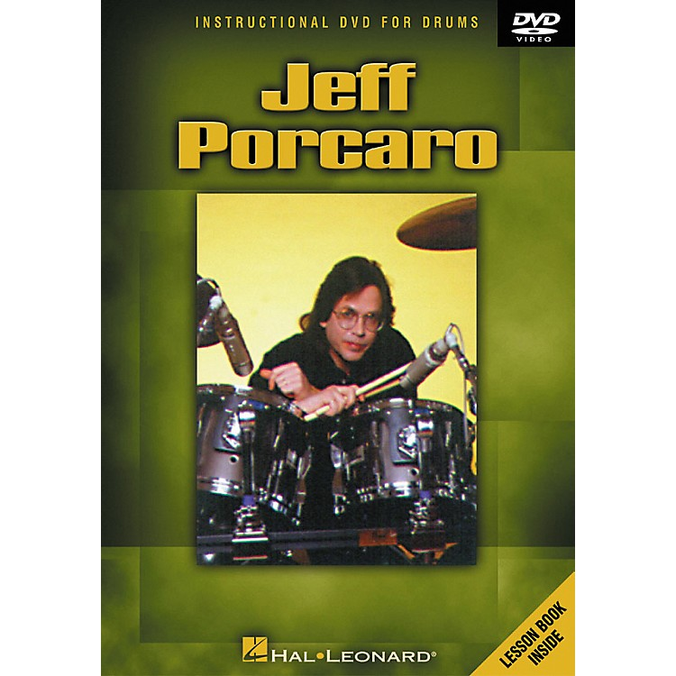 Hal LeonardJeff Porcaro Drum DVD