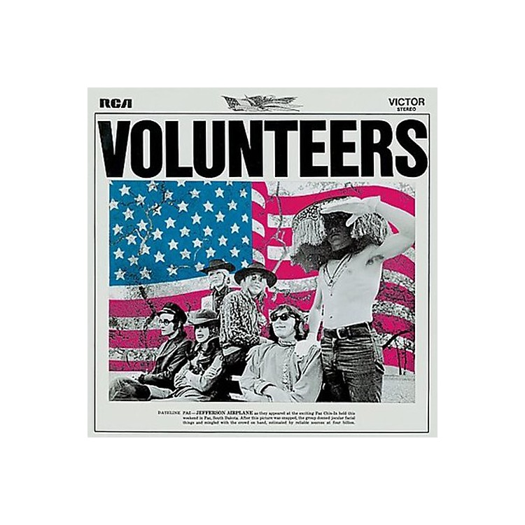 AllianceJefferson Airplane - Volunteers