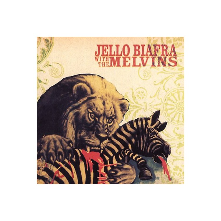 AllianceJello Biafra - Never Breathe What You Can't See