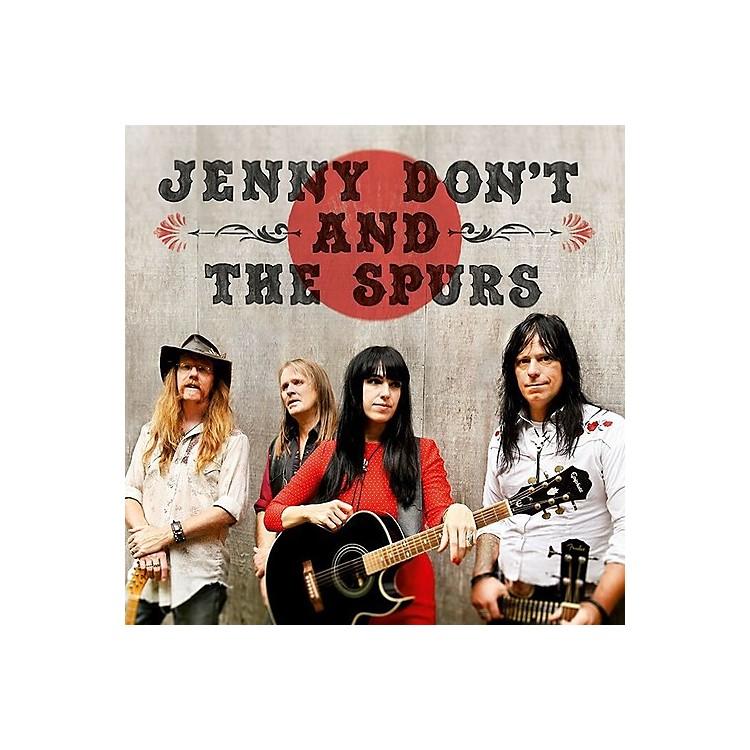 AllianceJenny Don't & the Spurs - Jenny Don't & The Spurs