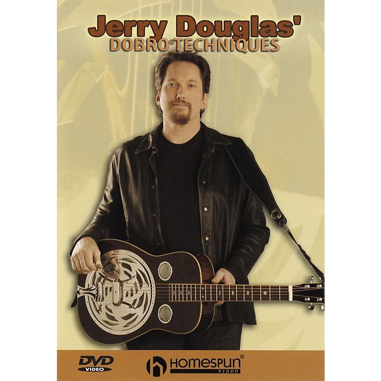 HomespunJerry Douglas' Dobro Techniques (DVD)
