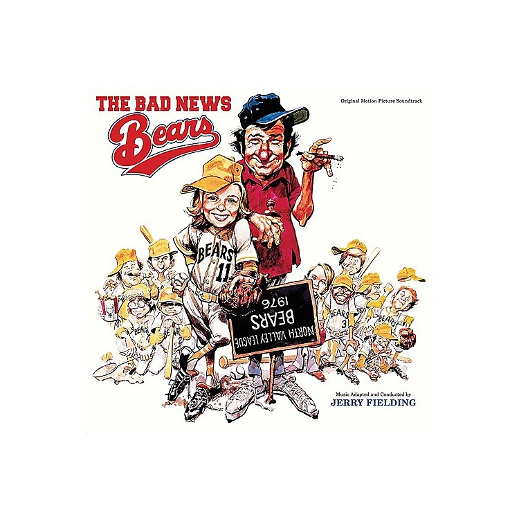 AllianceJerry Fielding - The Bad News Bears (Original Motion Picture Soundtrack)