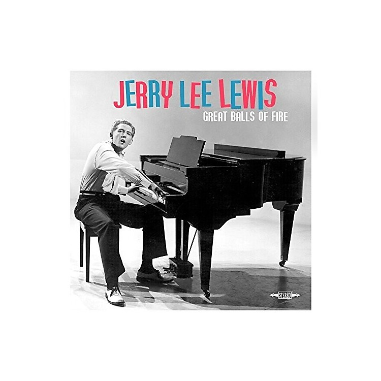 AllianceJerry Lee Lewis - Great Balls Of Fire