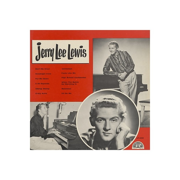 AllianceJerry Lee Lewis - Jerry Lee Lewis