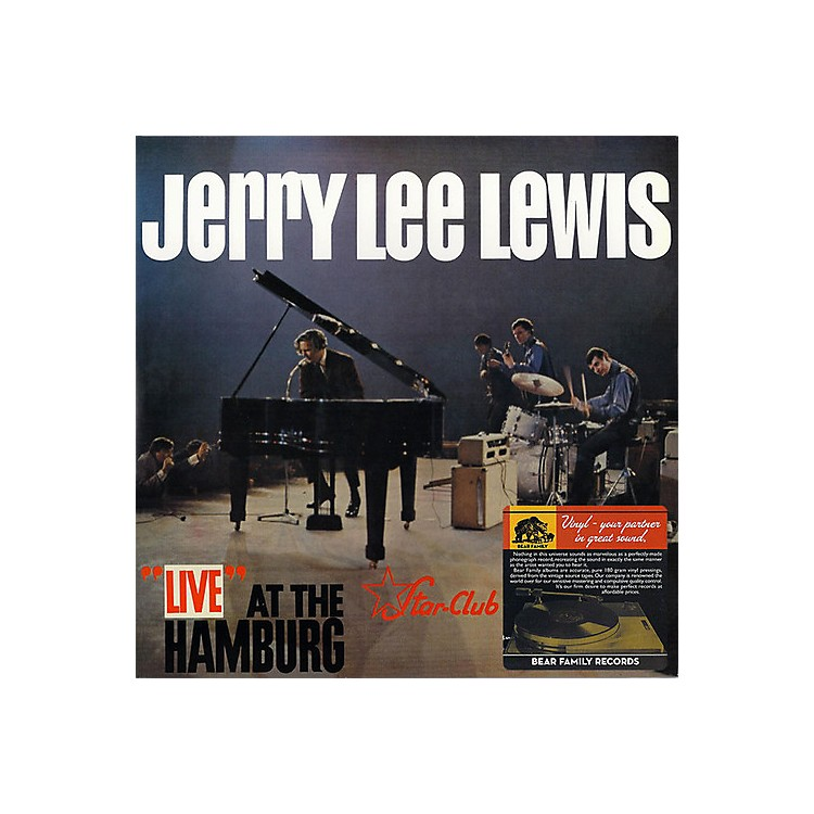 Alliance Jerry Lee Lewis - Live at the Star-Club Hamburg