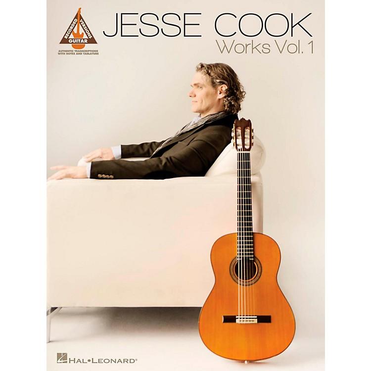 Hal LeonardJesse Cook - Works Vol. 1 Guitar Tab Songbook