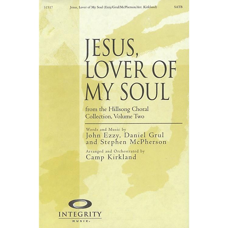 Integrity MusicJesus, Lover of My Soul Arranged by Camp Kirkland