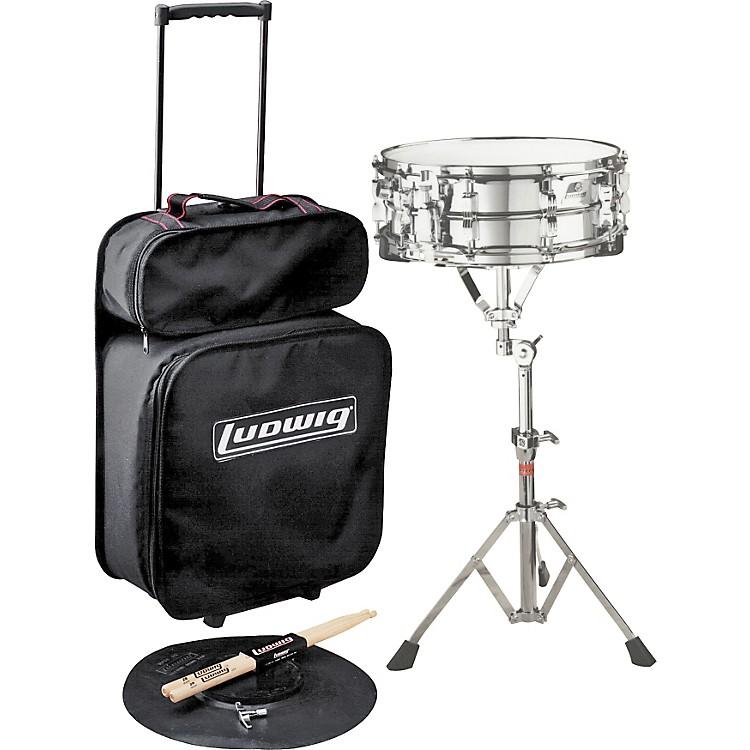 Ludwig Jet Pak Snare Drum Kit Concert Drums | Music123