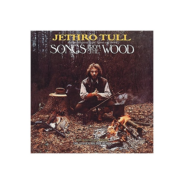 Alliance Jethro Tull - Songs From The Wood