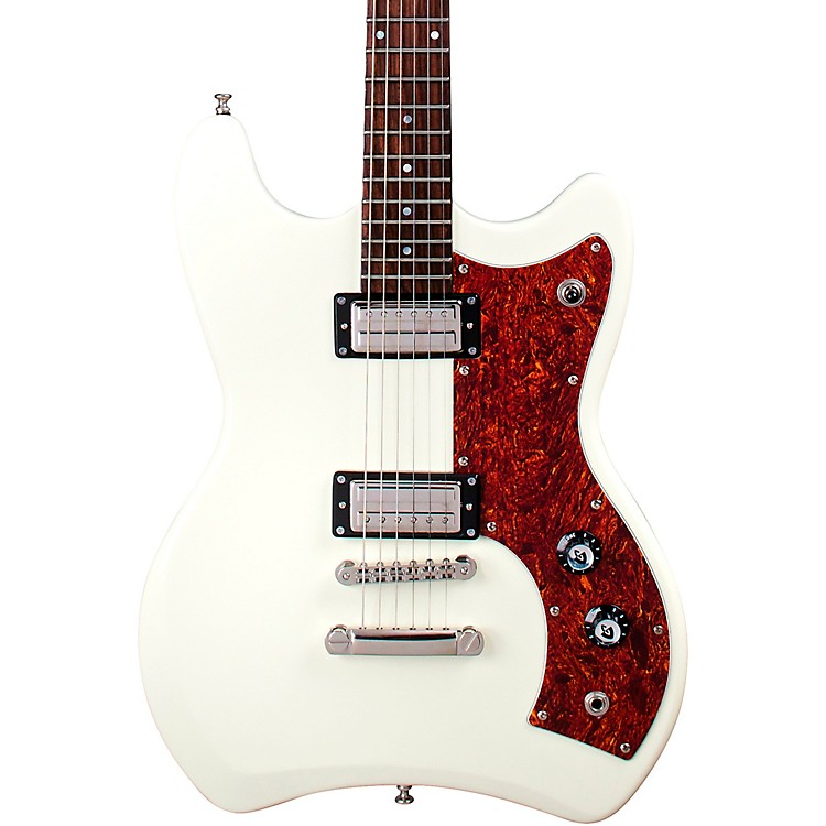 Guild Jetstar ST Electric Guitar Vintage White