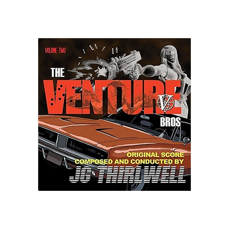 AllianceJg Thirlwell - Music Of The Venture Bros, Vol. 2