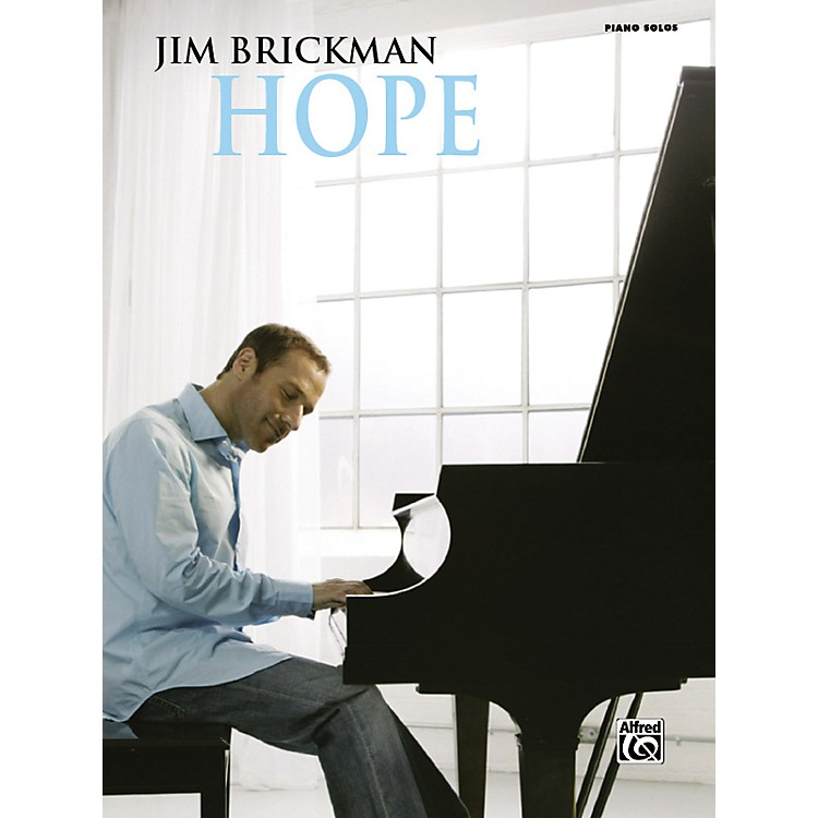 Alfred Jim Brickman Hope Piano Solos