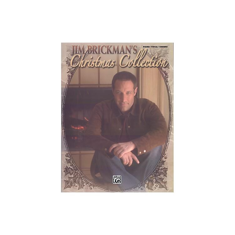 AlfredJim Brickman's Christmas Collection PVC Book