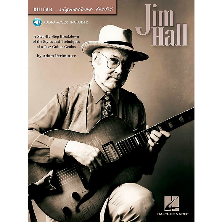 Hal LeonardJim Hall - Guitar Signature Licks Series (Book/CD)