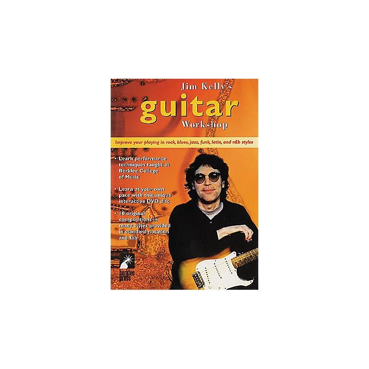 Berklee PressJim Kelly's Guitar Workshop - DVD