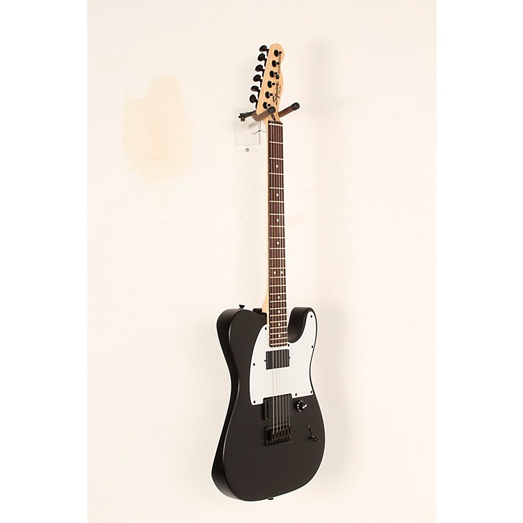 Squier Jim Root Signature Telecaster Electric Guitar Black Rosewood Fretboard