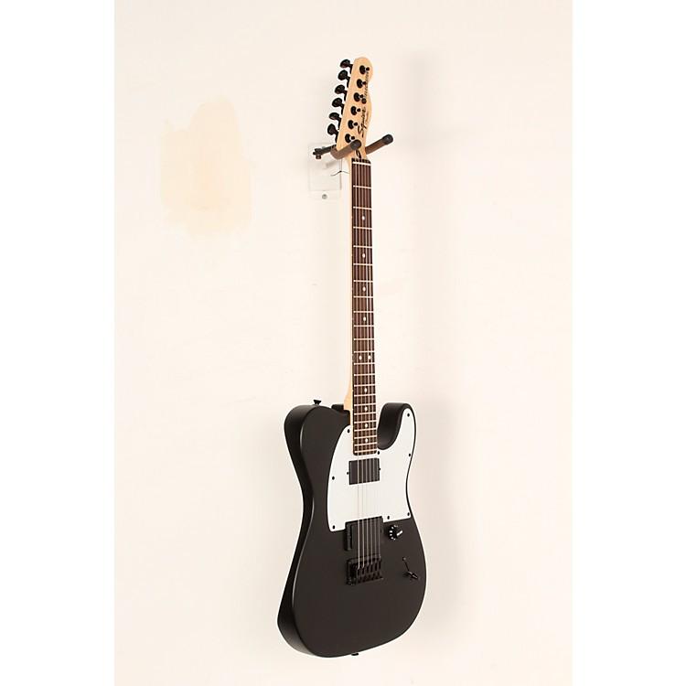 SquierJim Root Signature Telecaster Electric GuitarBlackRosewood Fretboard
