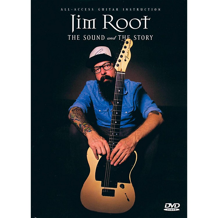 Fret12 Jim Root: The Sound And The Story - Guitar Instructional / Documentary DVD
