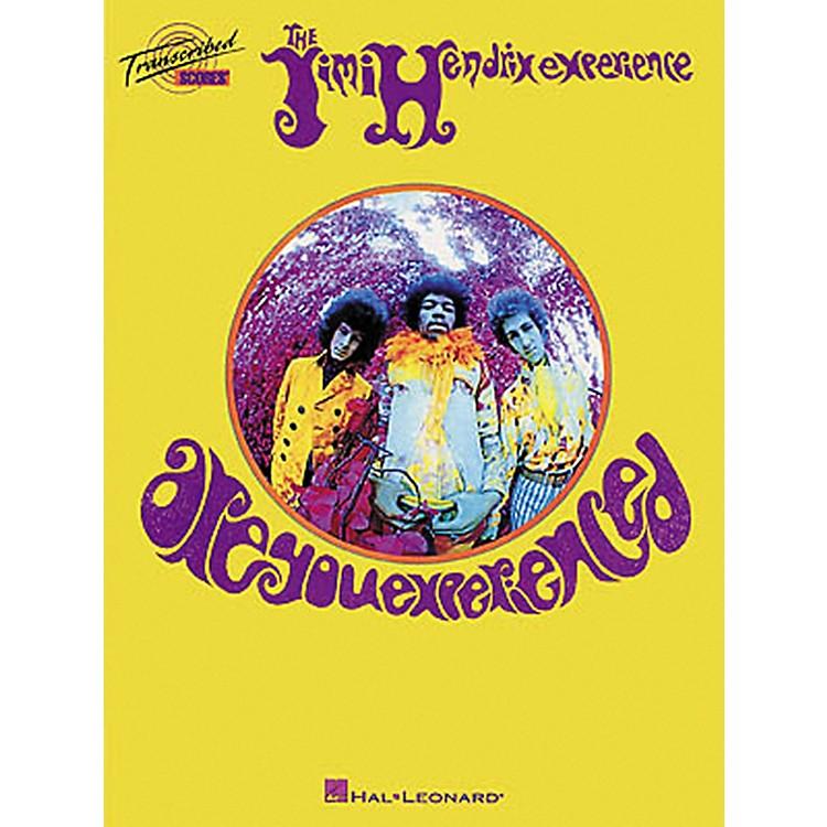 Hal LeonardJimi Hendrix - Are You Experienced Transcribed Scores Book