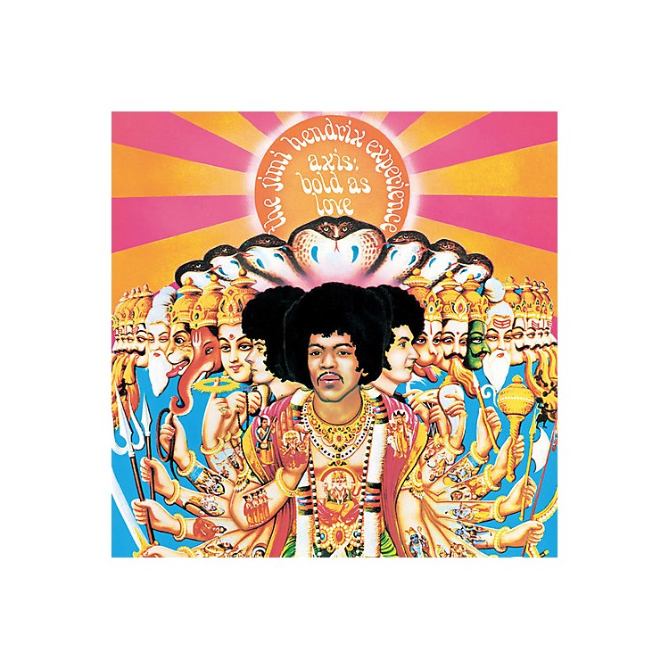 Alliance Jimi Hendrix - Axis: Bold As Love