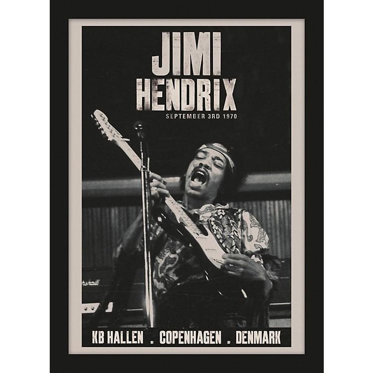 Ace FramingJimi Hendrix - Copenhagen 24x36 Poster