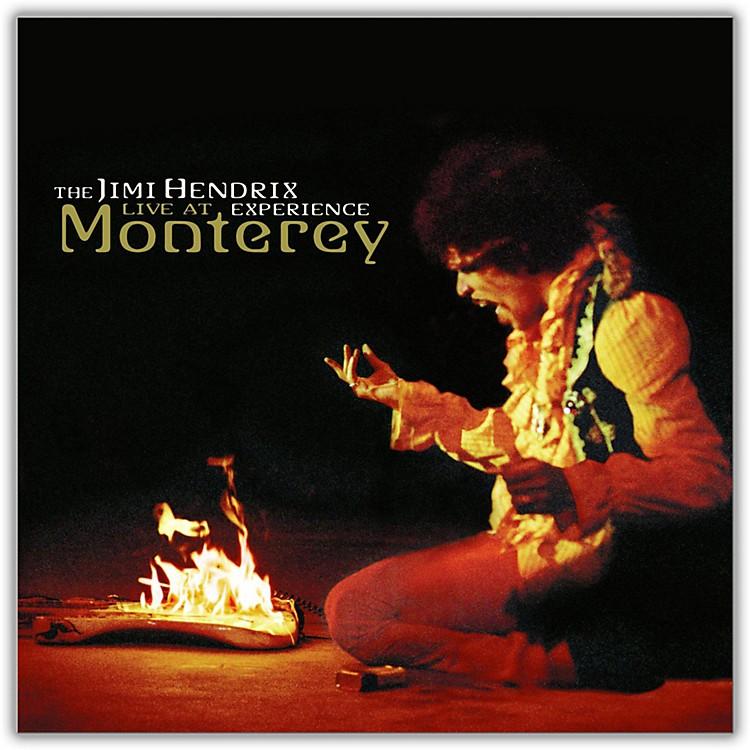 SonyJimi Hendrix - Live at Monterey Vinyl LP