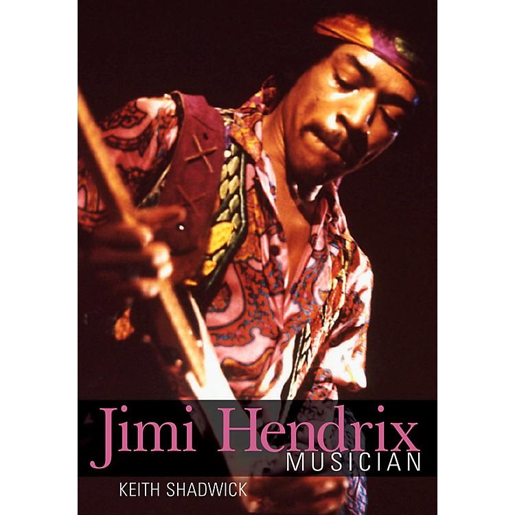 Hal LeonardJimi Hendrix - Musician