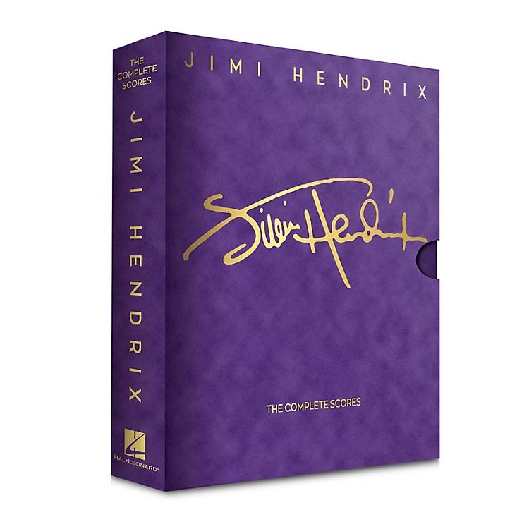 Hal LeonardJimi Hendrix - The Complete Scores Transcribed Score