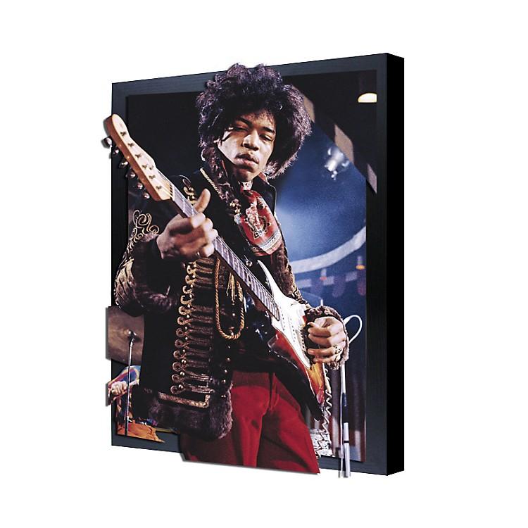 Ace FramingJimi Hendrix 3D Framed Poster