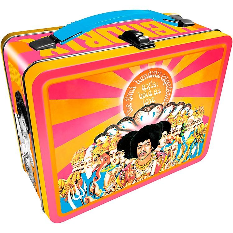 Hal LeonardJimi Hendrix Axis Bold as Love Lunch Box