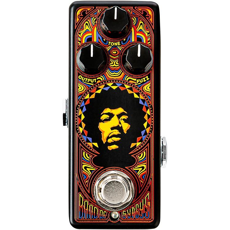 DunlopJimi Hendrix Band of Gypsys Fuzz Mini Effects Pedal