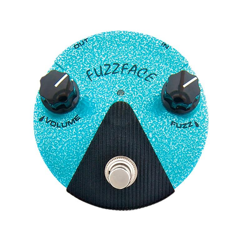 DunlopJimi Hendrix Fuzz Face Mini Turquoise Guitar Effects Pedal