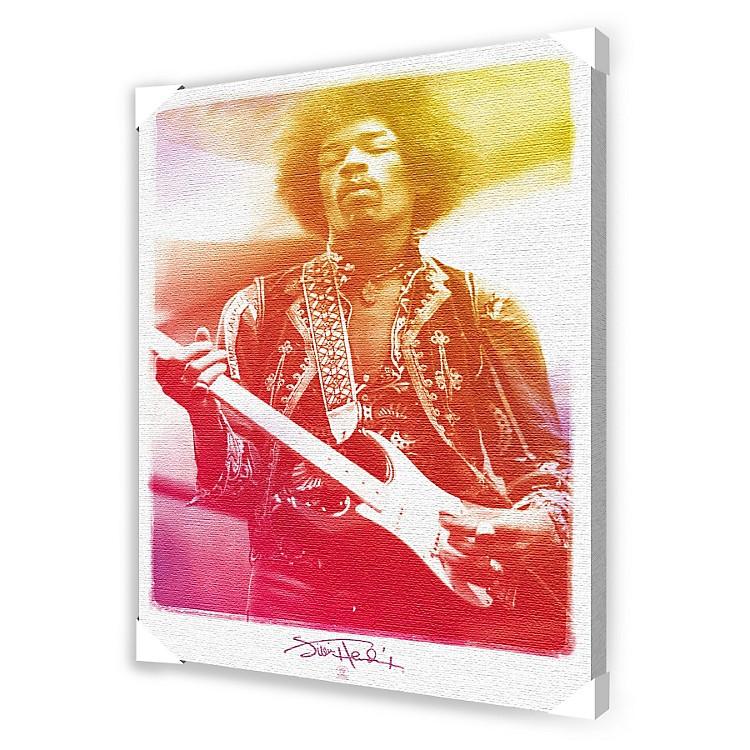 Ace FramingJimi Hendrix Legendary Framed Artwork