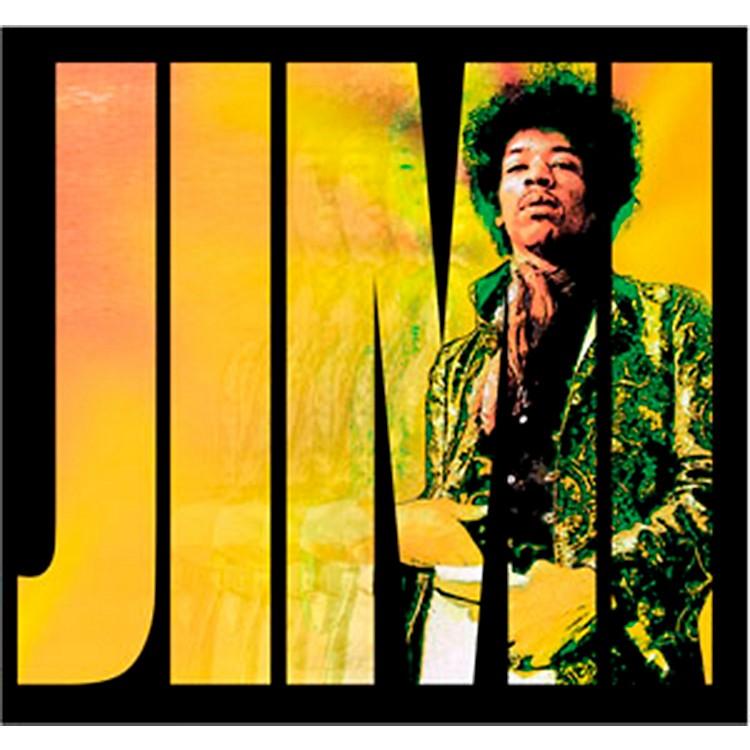 C&D VisionaryJimi Hendrix Logo Sticker