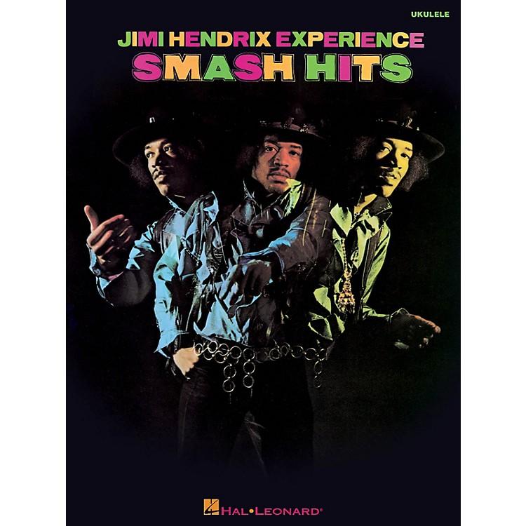 Hal LeonardJimi Hendrix Smash Hits For Ukulele