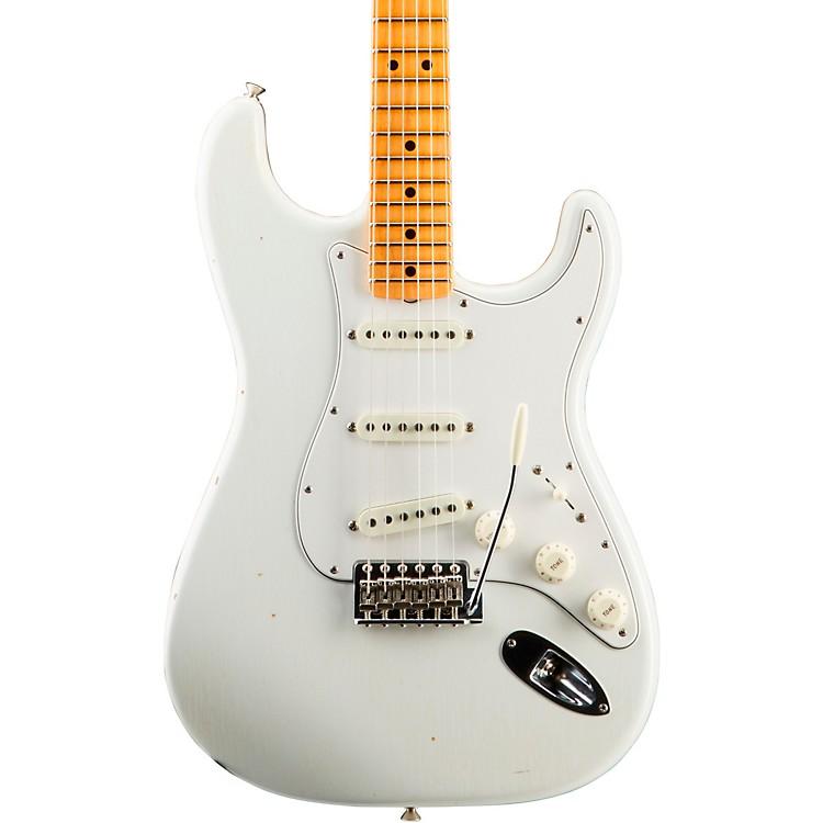 Fender Custom ShopJimi Hendrix Voodoo Child Journeyman Relic Stratocaster Electric GuitarBlack