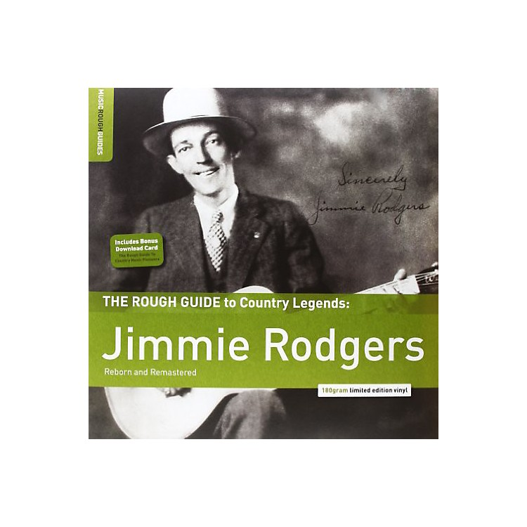 AllianceJimmie Rodgers - Rough Guide to Jimmie Rodgers