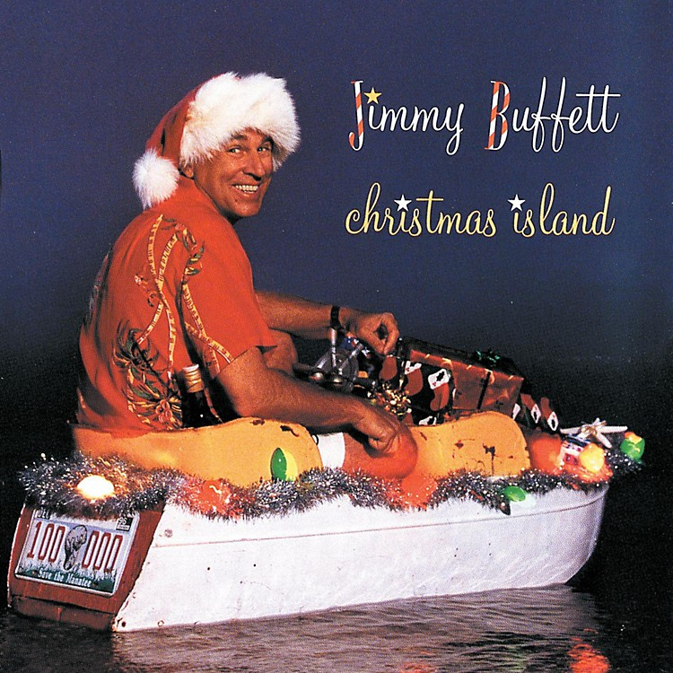 Universal Music Group Jimmy Buffett - Christmas Island CD
