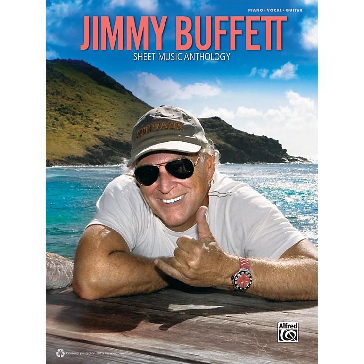 AlfredJimmy Buffett - Sheet Music Anthology Book