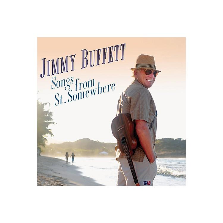 AllianceJimmy Buffett - Songs From St. Somewhere